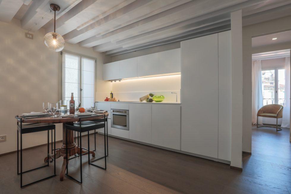 cucina-appartamento-rabarbaro-prospettiva-venezia-palazzo-morosini